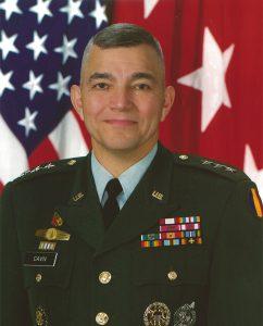 Lieutenant General Dennis D. Cavin, US Army (Retired)