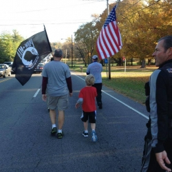 Veterans Day March