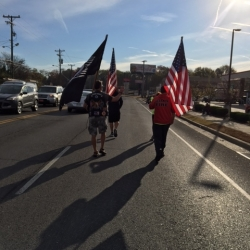 2016 Marches & Events